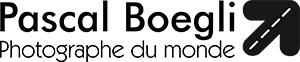 PascalBoegli.com – Récits de voyages et photos du monde Logo