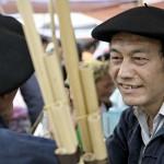 Vietnam : Le marché de Meo Vac dans la province de Hà Giang