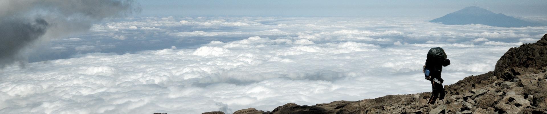 Top image porteur Kilimandjaro