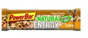 Barre énergétique aux céréales