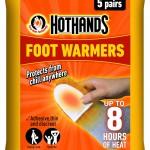 Chauffe-pieds HotHands