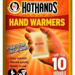 Chauffe-mains HotHands