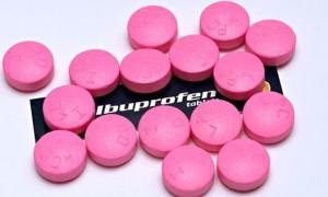 Comprimés d'Ibuprofène