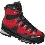 Chaussures Mammut Mt. Cascade II GTX rouges