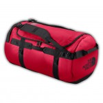 The North Face Duffel Base Camp rouge