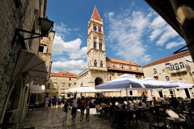 Cathédrale Saint-Laurent de Trogir, Croatie