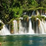 Croatie : Trogir et le parc national de Krka