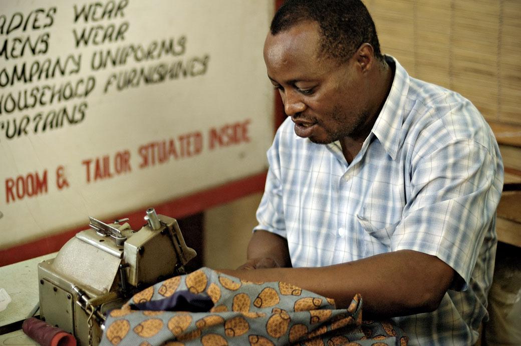 Couturier de Livingstone, Zambie
