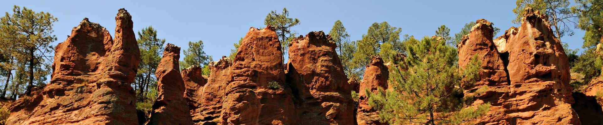 Top image sentier des ocres à Roussillon