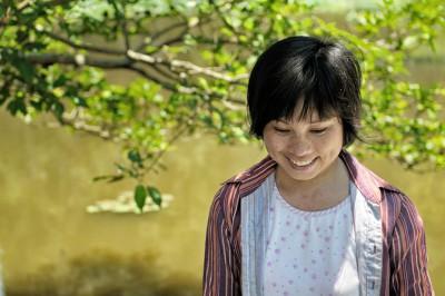Jeune femme souriante, Vietnam