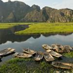 Vietnam : La réserve naturelle de Van Long