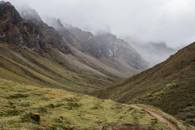 Vallée mystérieuse en route pour Tshophu lake, Bhoutan