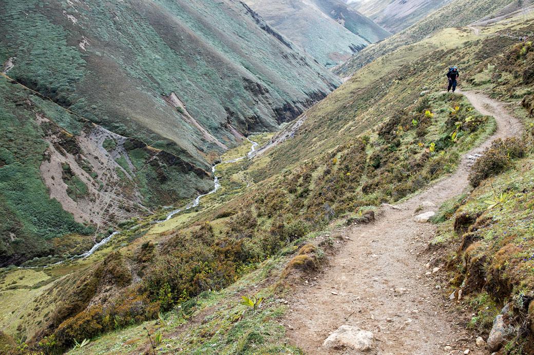 Vallée isolée entre Nyile La et Lingshi, Bhoutan