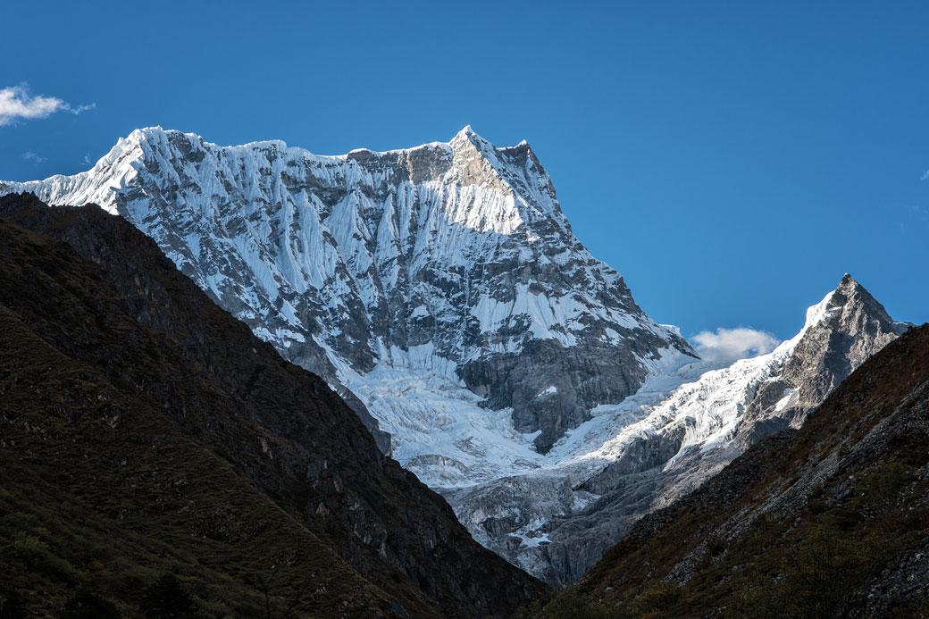 Gangchhenta ou la montagne du Tigre, Bhoutan