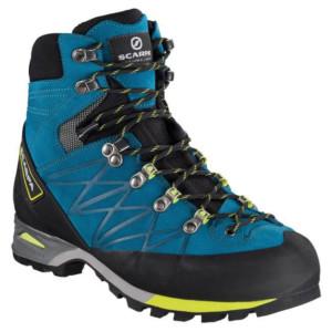 Chaussures Scarpa Marmolada Pro OD bleus