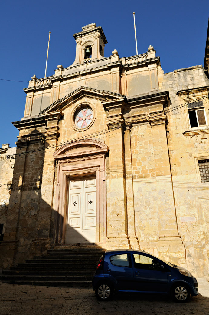 Oratoire Saint-Jospeh à Birgu, Malte