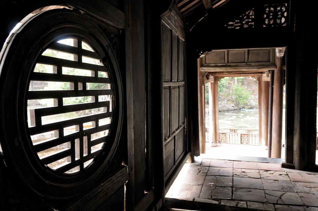 Pavillon de Xung Khiem au tombeau de Tu Duc, Vietnam