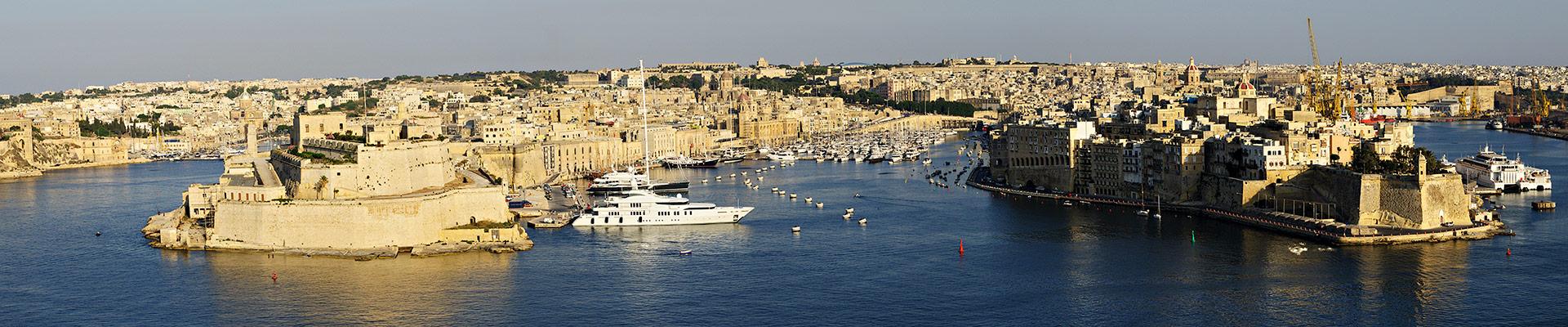 Top image Trois Cités Malte