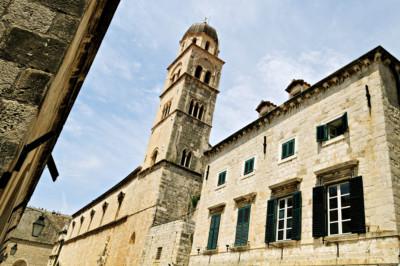 Monastère Franciscain de Dubrovnik, Croatie