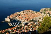 La vieille ville de Dubrovnik et ses remparts, Croatie