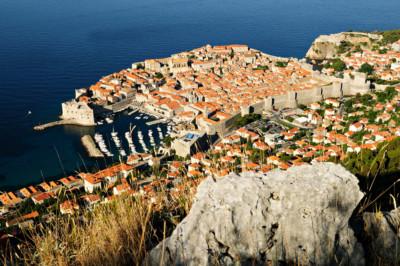 Dubrovnik, la perle de l'Adriatique, Croatie