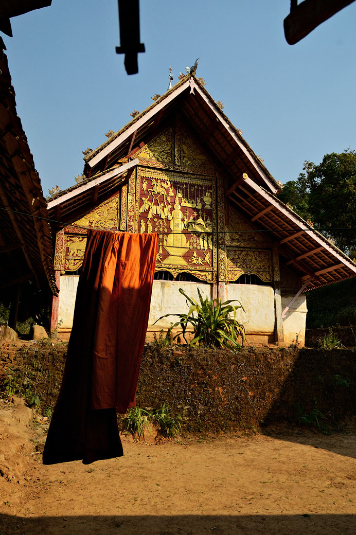 Monastère de Wun Nyat, Birmanie