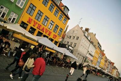 Nyhavn 17 est un restaurant à Copenhague, Danemark