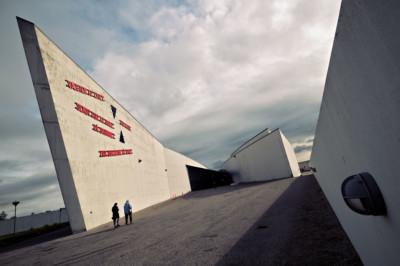 Musée d'art moderne Arken à Ishøj, Danemark