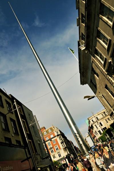 Le Spire de Dublin, Irlande