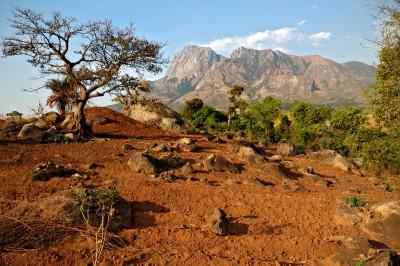 Massif du Mont Mulanje, Malawi