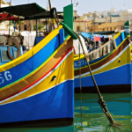 Malte : Marsaxlokk, son port et ses pêcheurs