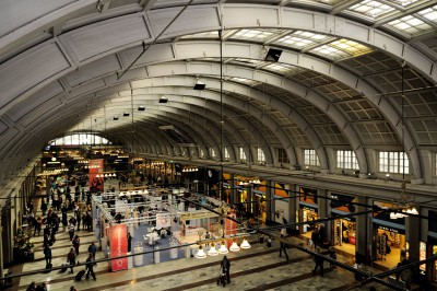 Architecture de la gare centrale de Stockholm, Suède