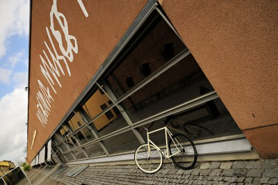 Bâtiment du Moderna museet à Stockholm, Suède