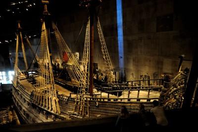 Vasa museet à Stockholm, Suède