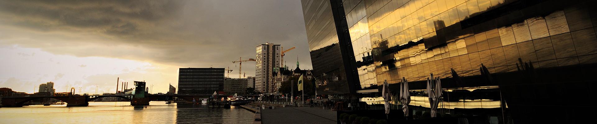 Top image Diamant noir à Copenhague