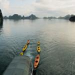 Vietnam : Croisière dans la baie d'Halong en photos
